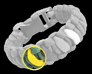 boys and mens christian bracelet descriptiond