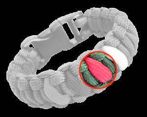 boys and mens christian bracelet descriptionf