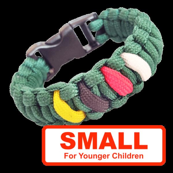 boys christian bracelet 9150a