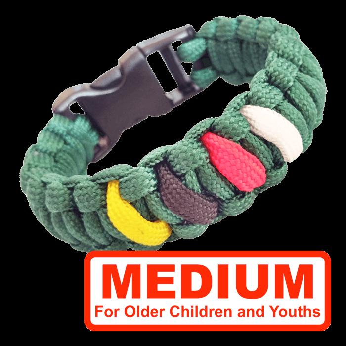 boys christian bracelet 9160a