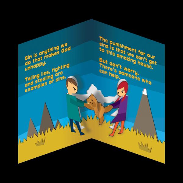 childrens gospel tract 3101c
