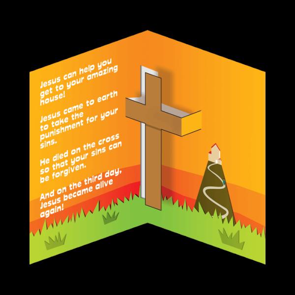 childrens gospel tract 3101d