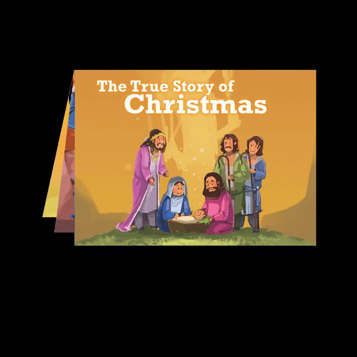 christmas tract 4401a
