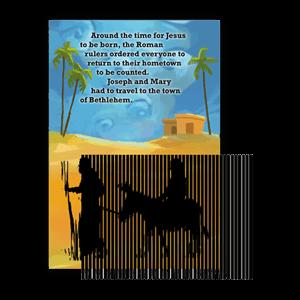 christmas tract 4401descriptionc