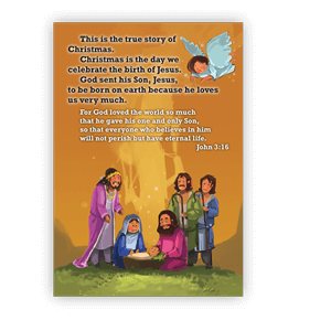 christmas tract 4401descriptiong