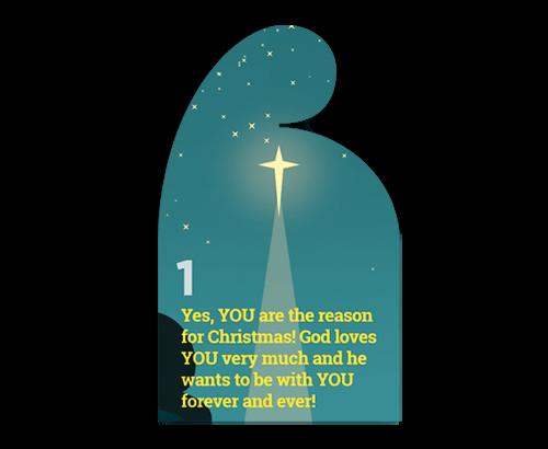 christmas tract 5201descriptionc