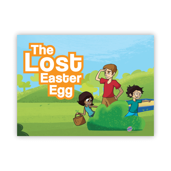 easter tract 3201a