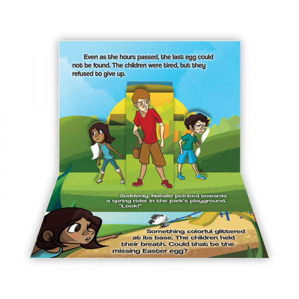 easter tract 3201c
