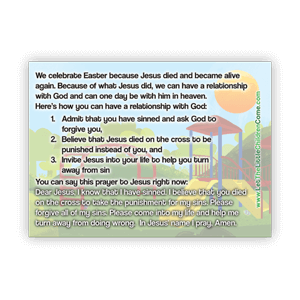 easter tract 3201descriptiong