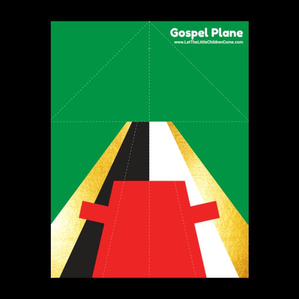 gospel plane 5400b