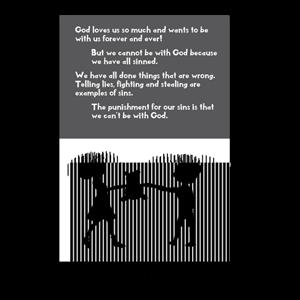 gospel tract 4601descriptionf