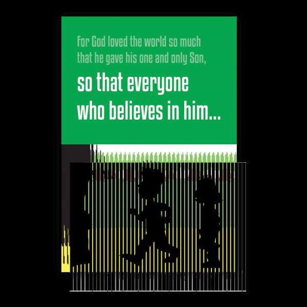 bible tract john316 4501d