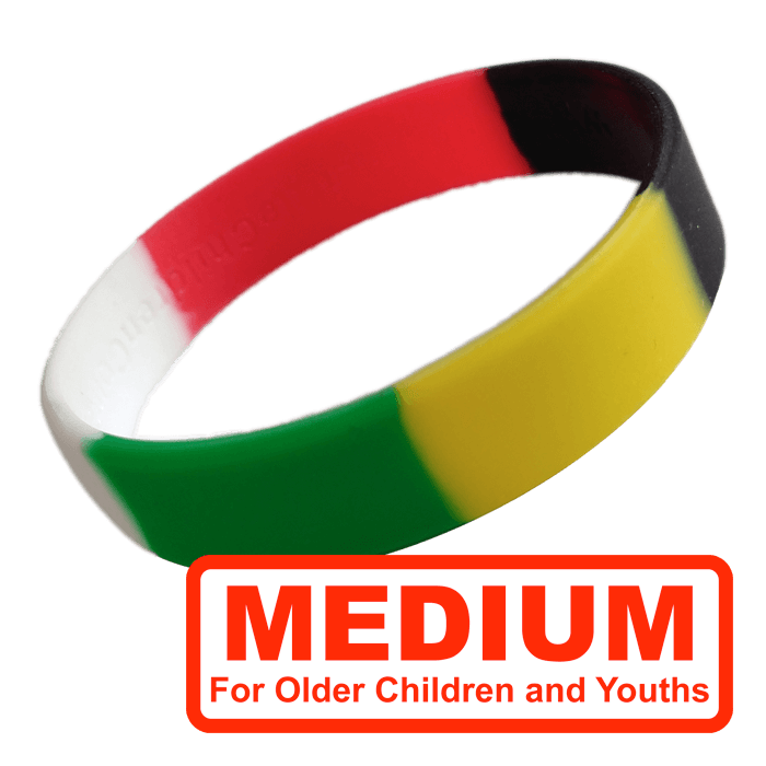 salvation bracelet for youths and teens 9130a