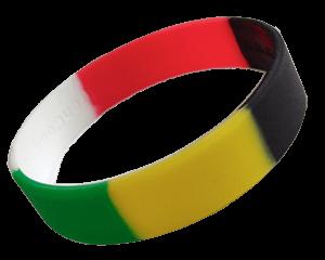 silicone salvation bracelet descriptiond