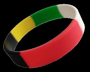silicone salvation bracelet descriptionf