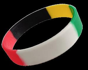 silicone salvation bracelet descriptiong