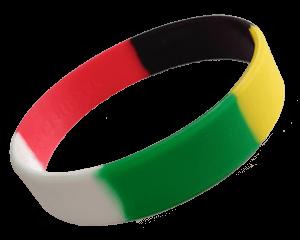 silicone salvation bracelet descriptionh