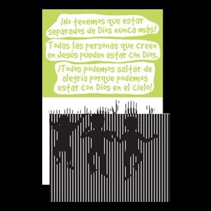 spanish gospel tract 4302descriptiong