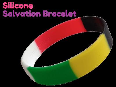 Salvation Bracelet for Kids Youths Adults