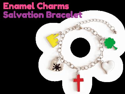 Womens Christian Bracelets for Girls