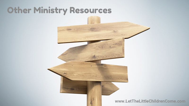 Other Ministry Resources