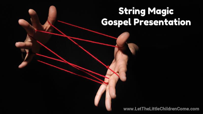 String Magic Gospel Presentation