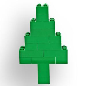 Wordless Book Lego Green