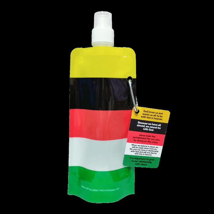 gospel water bottle 9310a